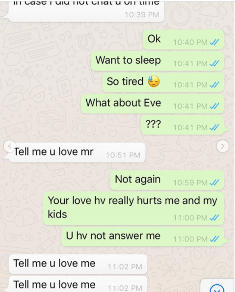 Actress Eve Esin and movie producer fiance react after being called out by ex-wife for allegedly destroying her home and seizing her kids lindaikejisblog 6