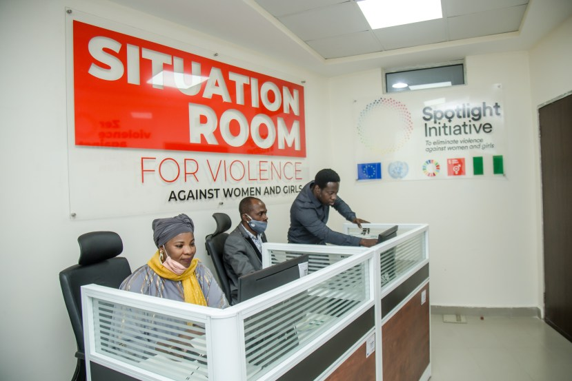 Launch of the National GBV Data Situation Room to End Violence Against Women and Girls lindaikjisblog