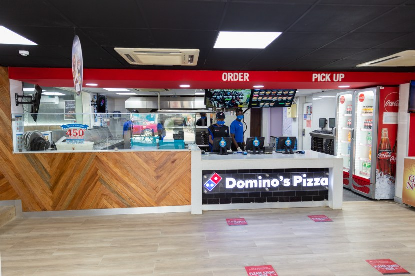 Hello Victoria Island Your Favorite Domino's & Cold Stone Outlet is back bigger and better lindaikejisblog4