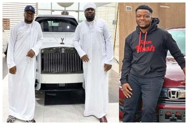 Hushpuppi's friend who was arrested with him regains his freedom