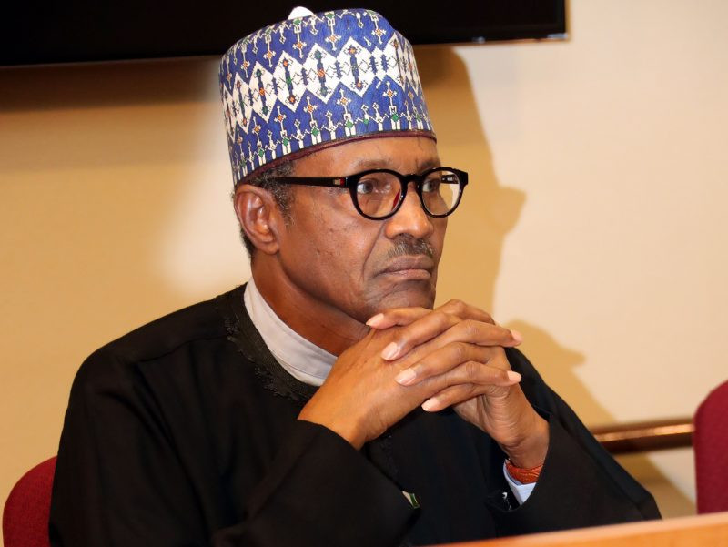 If the youths want jobs the should behave and make sure Nigeria is secured - Buhari