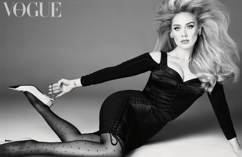 Adele says she was fking disappointed by womens comments about her weight loss 2