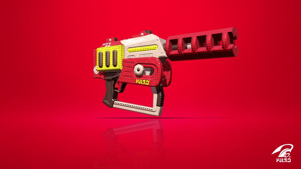 【スプラトゥーン2】新武器「Rブラスターエリート」が明日9月23日に追加!サブは「ポイズンミスト」、スペシャルは「アメフラシ」