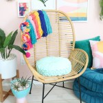 Diy Giant Tassel Chair Swag A Kailo Chic Life