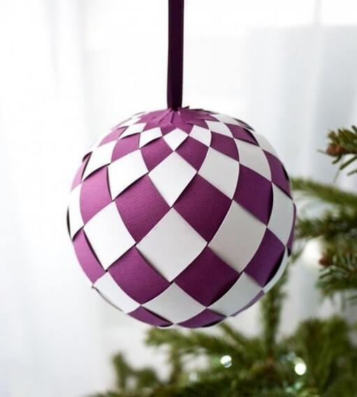 Как сделать геометрический шар из бумаги