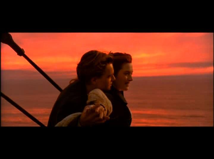 Titanic - A memorable scene