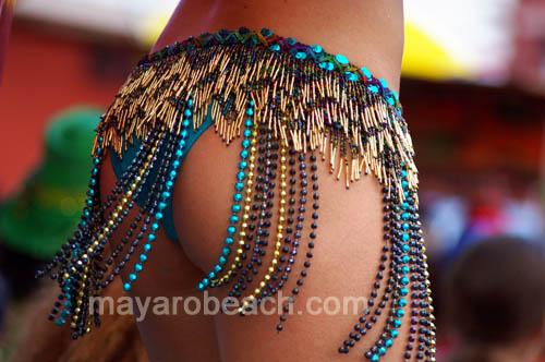 Trinidad Carnival - Bikini