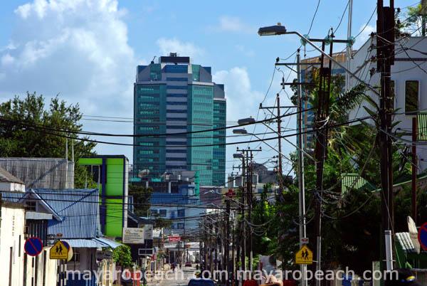 Tall Building Port of Spain Trinidad-1