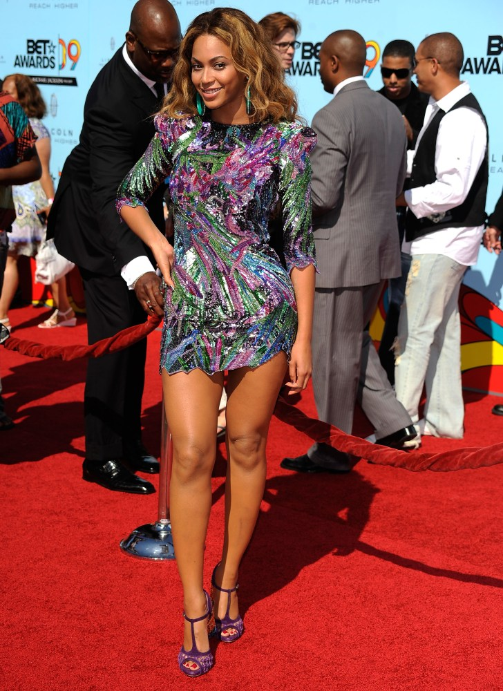 Beyonce Good for Trinidad and Tobago (2/4)