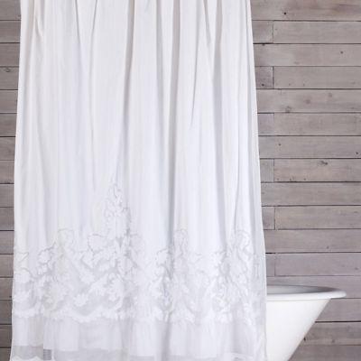 caprice shower curtain