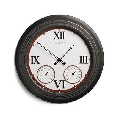 Weston Outdoor Clock Frontgate