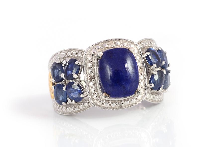 Gemstone Lapis Lazuli Jewelry Information Meaning Value