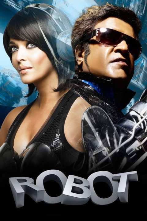 Download Robot (2010) Hindi Full Movie BluRay 480p [500MB] | 720p [1.6GB]