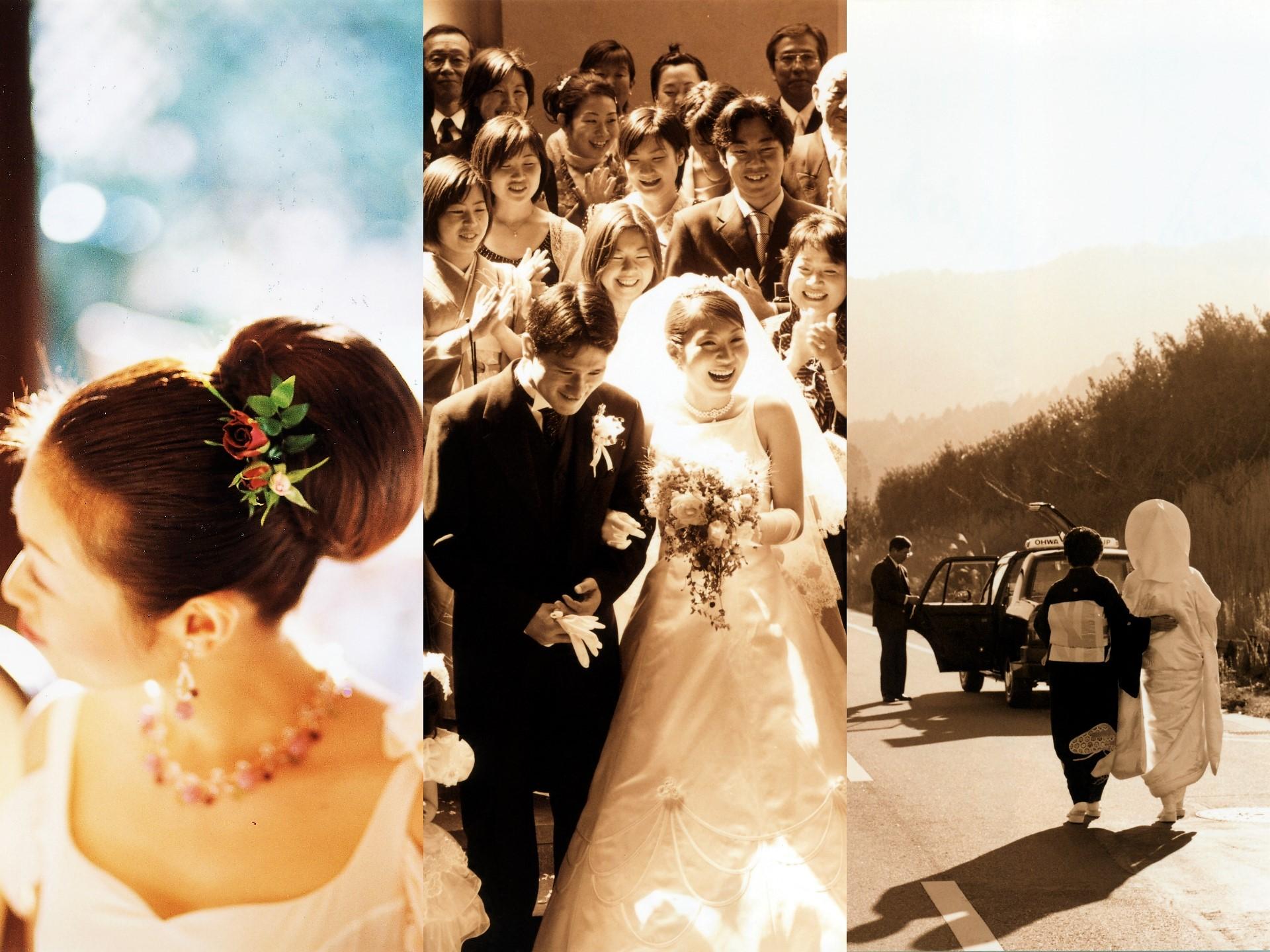 結婚写真出張撮影