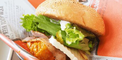 沖繩限定 A&W美式漢堡 速食餐廳