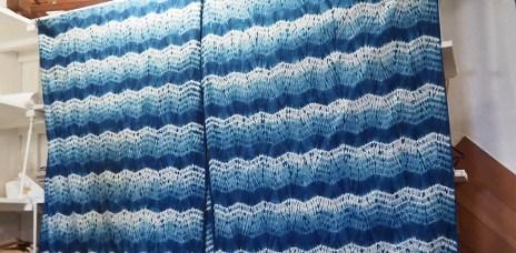日本體驗⎮東京玩藍染 染出屬於自己的藍