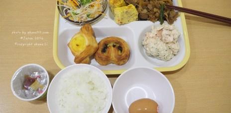 東京住宿⎮Super hotel 超級酒店日本橋三越前-早餐篇