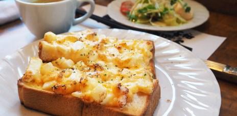 四國高知⎮Queue de baleine 心暖暖的高知式早餐
