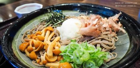 日本連鎖⎮信州蕎麥麵そじ坊 平價蕎麥麵套餐吃飽飽