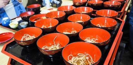東北岩手⎮變身大胃王!挑戰花卷碗子蕎麥麵