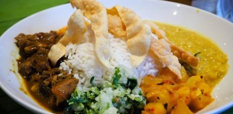 東京門前仲町⎮斯里蘭卡咖哩 spicy bistro taprobane