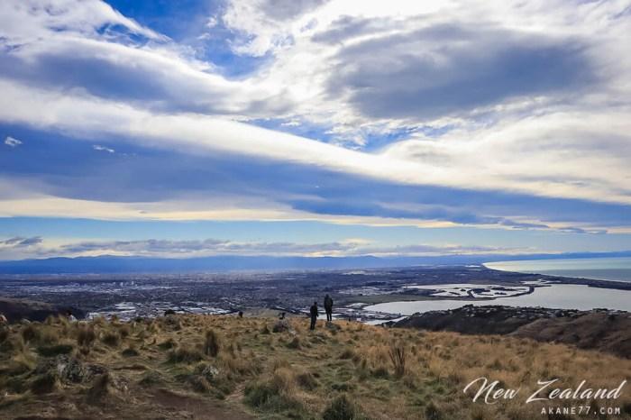 紐西蘭基督城空中纜車 風景