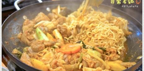 【台中南屯】非常石鍋 平價韓式料理-「辣炒雞腿鍋」超過癮
