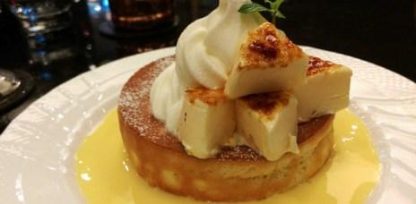 日本連鎖⎮星乃咖啡店HOSHINO COFFEE 舒芙雷鬆餅/輕食/日式洋食