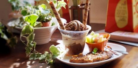 【南投日月潭】和菓森林紅茶莊園 台灣特色紅茶料理、下午茶