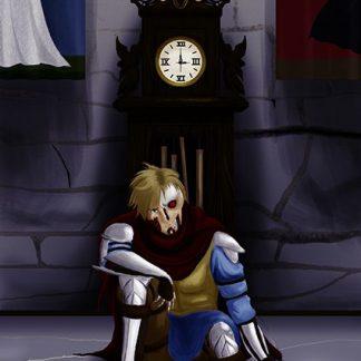 Ominous Clock