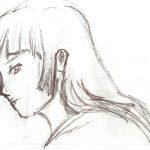 Bust of Michiko