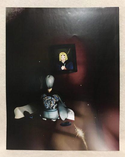 Silent Envy original Poster