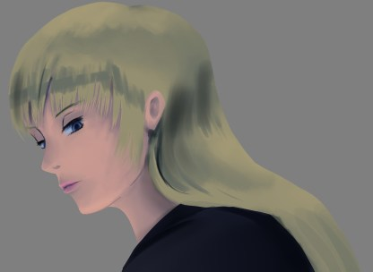 Portrait of Vanity 2 wip 3