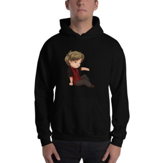 Chibi Perry Hooded Sweatshirt