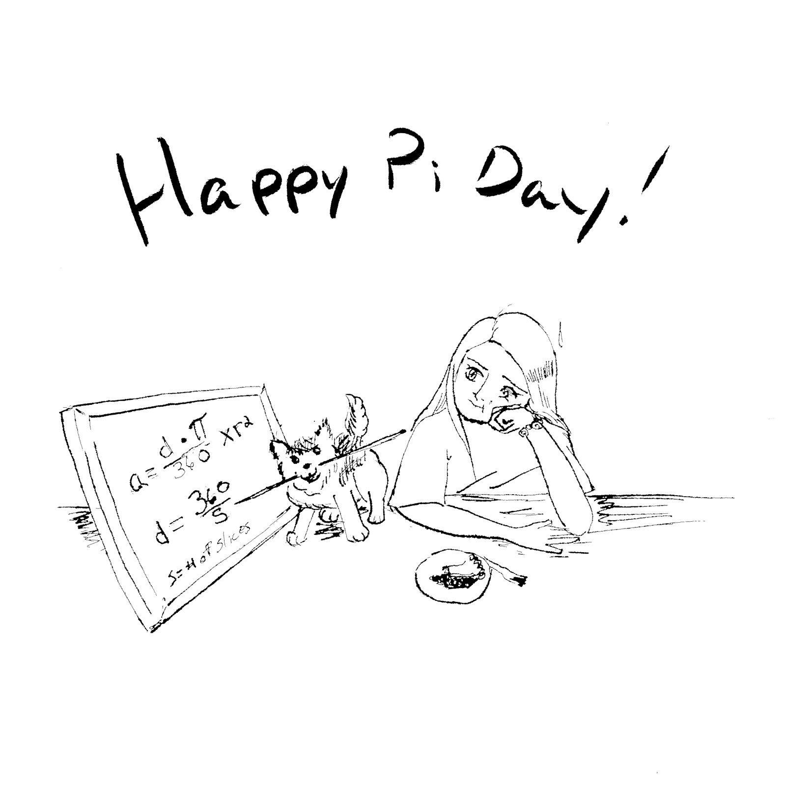 Happy Pi Day 2019