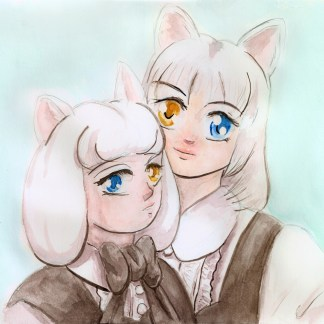 Sister Cats