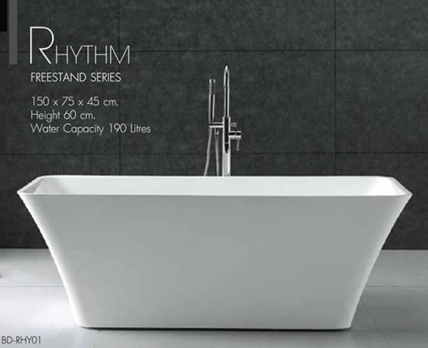 อ่างอาบน้ำ Ryhthm
