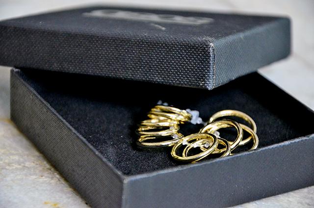 ASOS Multipack of Fine Rings