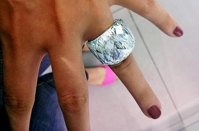 Nirvana Ring Swarovski #InstaSparkle
