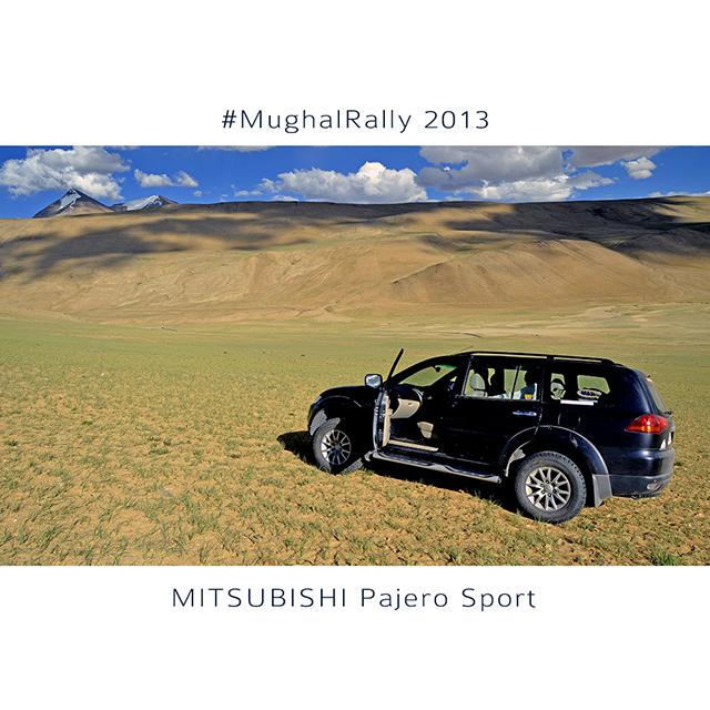 Mughal Rally 2013 - Jammu & Kashmir