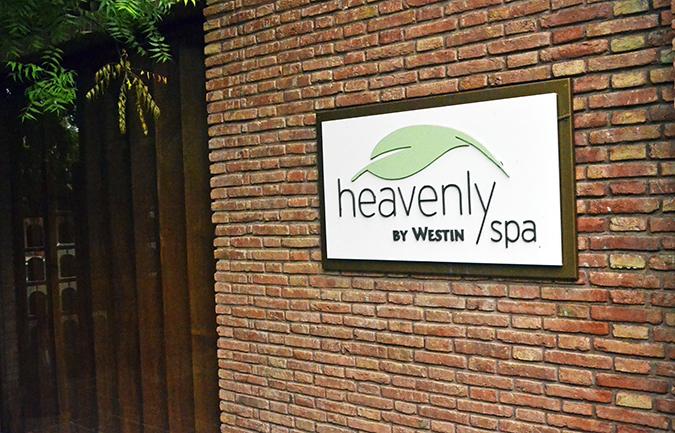 The Spa Getaway - Westin Sohna Resort & Spa - Heavenly Spa