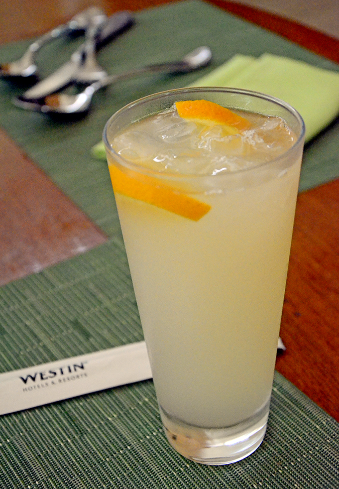 The Spa Getaway - Westin Sohna Resort & Spa - Mocktail