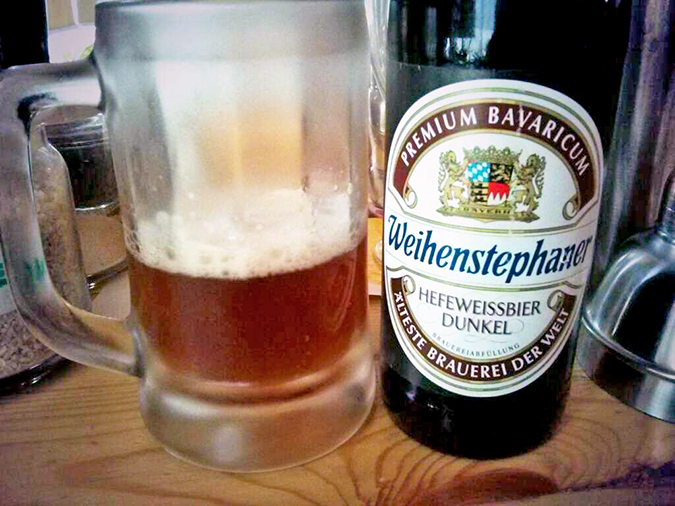 BrewsCruise at The Beer Cafe - Dunkel