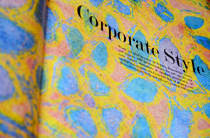 The Whole 9 Yards - Kalpana Shah - Corporate Style