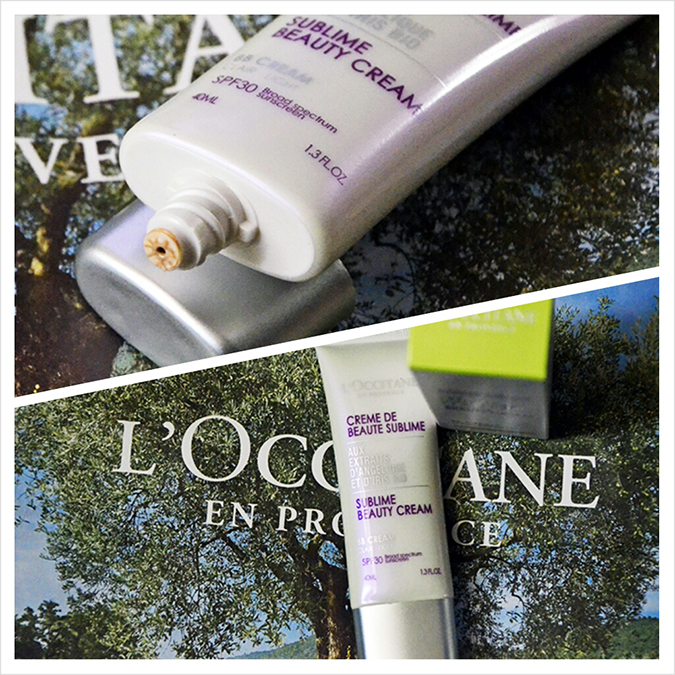 L'OCCITANE Sublime Beauty Cream - BB Cream - Bottle