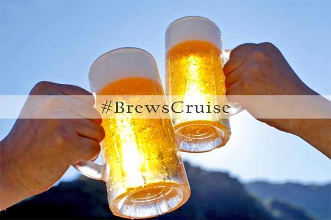 BrewsCruise at The Beer Cafe - Main