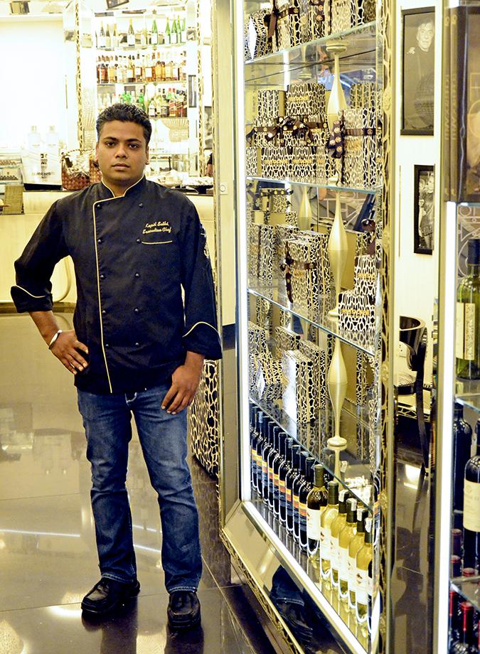 Chef Kapil Sethi - Cavalli Caffe Emporio