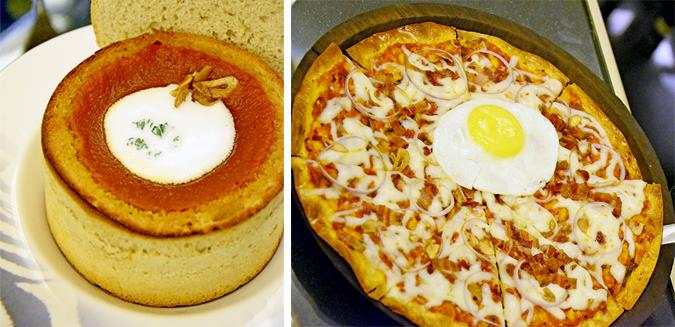 Soup + Pizza - Cavalli Caffe Emporio