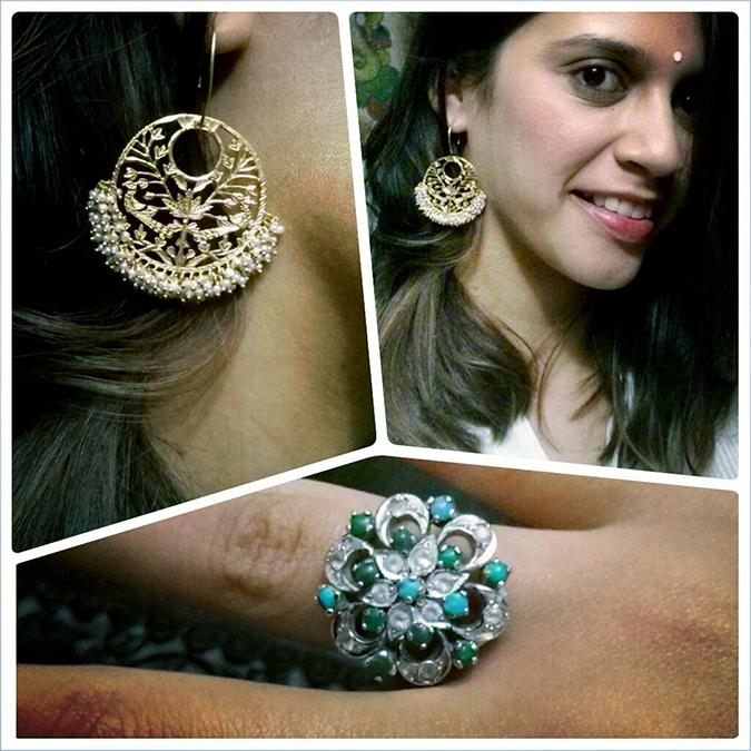 Looking Back :: { November } | Diwali Look | Akanksha Redhu