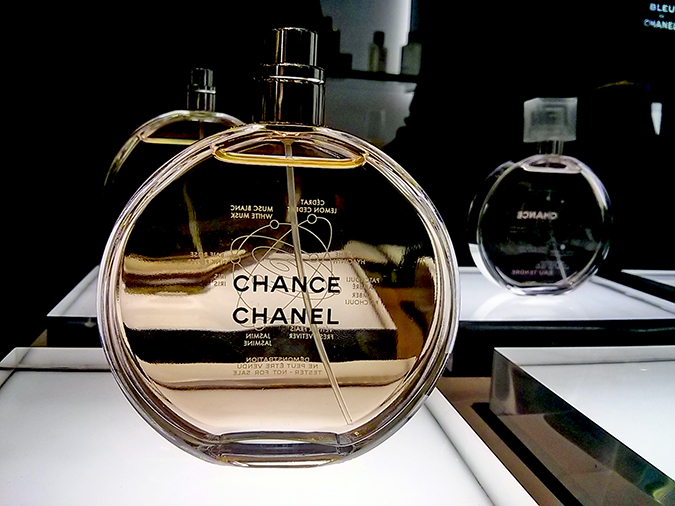 Chanel Beauty - { Store Launch } - Chance by Chanel